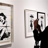 Check Out 'Unprecedented' Banksy Exhibition