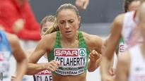 O'Flaherty 14th in steeplechase heat