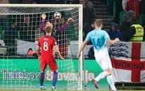 Germany wins again, England stumbles in World Cup qualifying