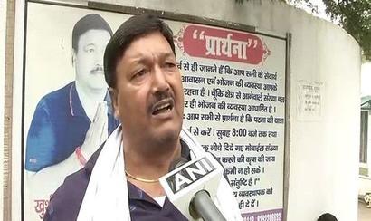 Fatwa against Bihar Muslim minister for shouting 'Jai Shri Ram'