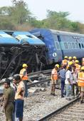 1 killed, 33 injured as train derails near Arakkonam
