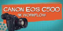 Canon EOS C500 4K Digital Cinema