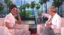 In the name of fun, did Ellen insult Priyanka Chopra?