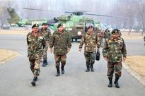 Sustain pressure on all terrorist groups operating in Valley: Northern Army Commander