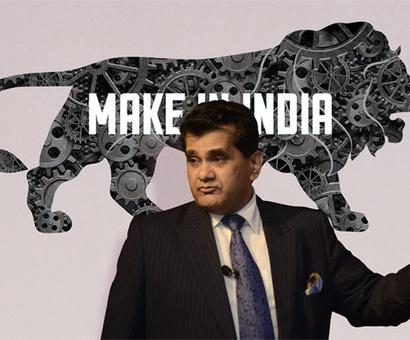 Amitabh Kant: An ambitious bureaucrat who wants to make India a biz hotspot