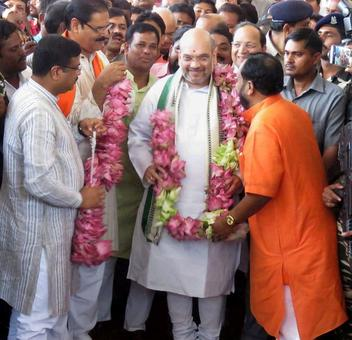 Eyeing 2019, BJP to hold national executive meet in Odisha on Saturday