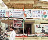 Congress finds itself topless in Gnagar