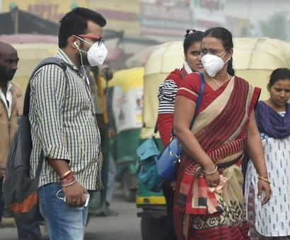 How to survive the Delhi smog: Dos and Don'ts