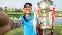 Aditi Ashok wins Hero Women's Indian open, becomes 1st Indian woman to win Ladies European Tour