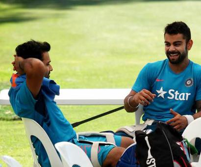 Champions Trophy squad: Fit Rohit, Shami return, Pant, Raina on standby