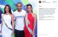 Photos: San Antonio Spurs Tony Parker is huge in the Philippines... seriously