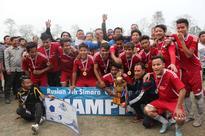 Bijay lift Simara Gold Cup title