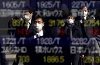 GLOBAL MARKETS-Asia stocks slide as Deutsche sours mood, oil pulls back