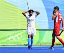 Rio 2016 Hockey: India's Medal Hopes Over After 1-3 Loss to Belgium in Quarters