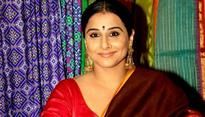 There are not many films on Partition, women : Vidya Balan