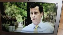 Weiner back online with NYC mayoral bid