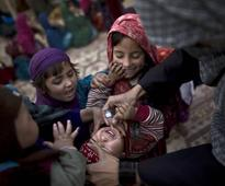 Polio eradication: Concerns raised over virus travelling from Afghanistan