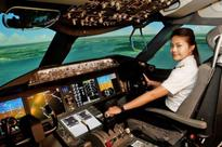 Singaporean who's first Malay woman to become pilot for commercial airline talks about how her dream came true