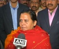 Head constable posted at Uma Bharti`s residence shoots self