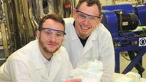 Scientist's nappy recycling breakthrough