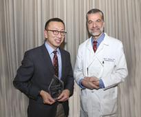 Dr. Paul Morrissey of University Surgical Associates Named Co-Winner of Milton Hamolsky Outstanding Physician Award March 11, 2016Dr. Paul Morrissey, of University Surgical Associates, was recently recognized with the 2015 Milton Hamolsky Outstanding...