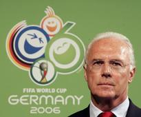 Police swoop on ex-FIFA executive in 2006 World Cup probe