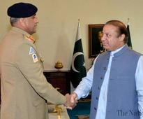 COAS discusses security with PM, President