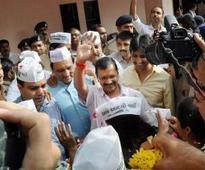 Arvind Kejriwal kicks off Gujarat poll campaign