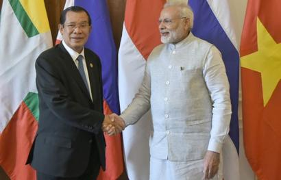 India, Cambodia ink 4 pacts, decide to boost defence ties