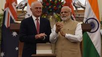 When Modi used cricket diplomacy with Australian PM Turnbull and Steve Smith was mentioned!