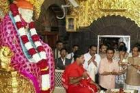 Devotees from world to meet at Shirdi summit