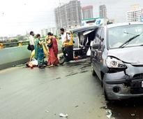 Mumbai: Man killed on Mrinal Gore flyover flyover was returning from baby shower
