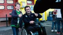 From double amputee to motor racing champ