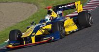 Super Formula: Karthikeyan scores first podium of 2016 season at Okayama