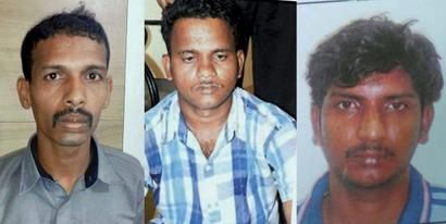 3 sentenced to death in Nayana Pujari gang rape-murder case