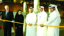 Bedaya Center opens exhibition at HIA