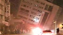 At least two dead in magnitude 6.4 earthquake in Taiwan, 114 injured
