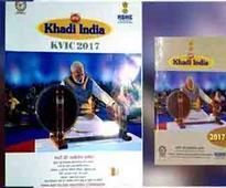 Khadi officers, workers split over Modi photos