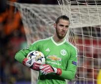 Champions League: David de Gea saves Manchester United's blushes against Sevilla as Paul Pogba dominates headlines