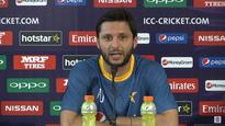 Watch: Shahid Afridi and Shoaib Malik praise India, say there's no security threat