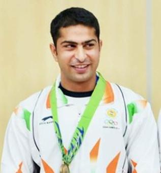 Rajput wins silver in ISSF World Cup