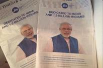 Reliance Jio under government's radar for using PM's photos in ads without permission