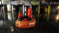 Heavy flooding kills over 300 in eastern and central India