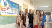 Rotary Club promotes e-learning