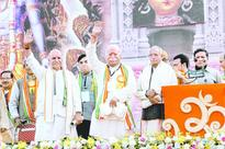 Bhagwat defends reconversions