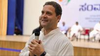 In every ministry of Modi govt, there is one RSS member working as OSD: Rahul Gandhi