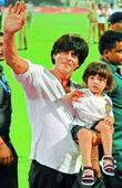 Shah Rukh khan is a proud father