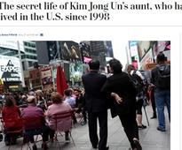 North Korea Scoop Leads Washington Post Reporters to Times Square