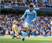 Man City insist Aguero will not leave