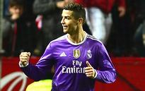 Ronaldo equals LaLiga penalty record as Real...